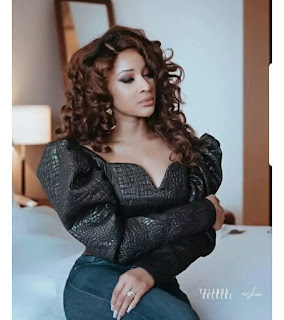 Nigerians Drag Adesua Etomi After She Revealed What She Dislikes About Helping People