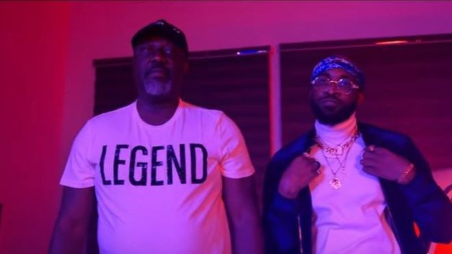 Nigerian senator Dino Melaye under fire for rap video cameo appearance