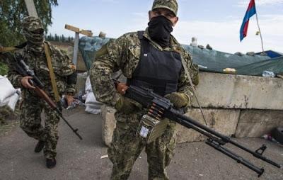 Враг на Донбассе