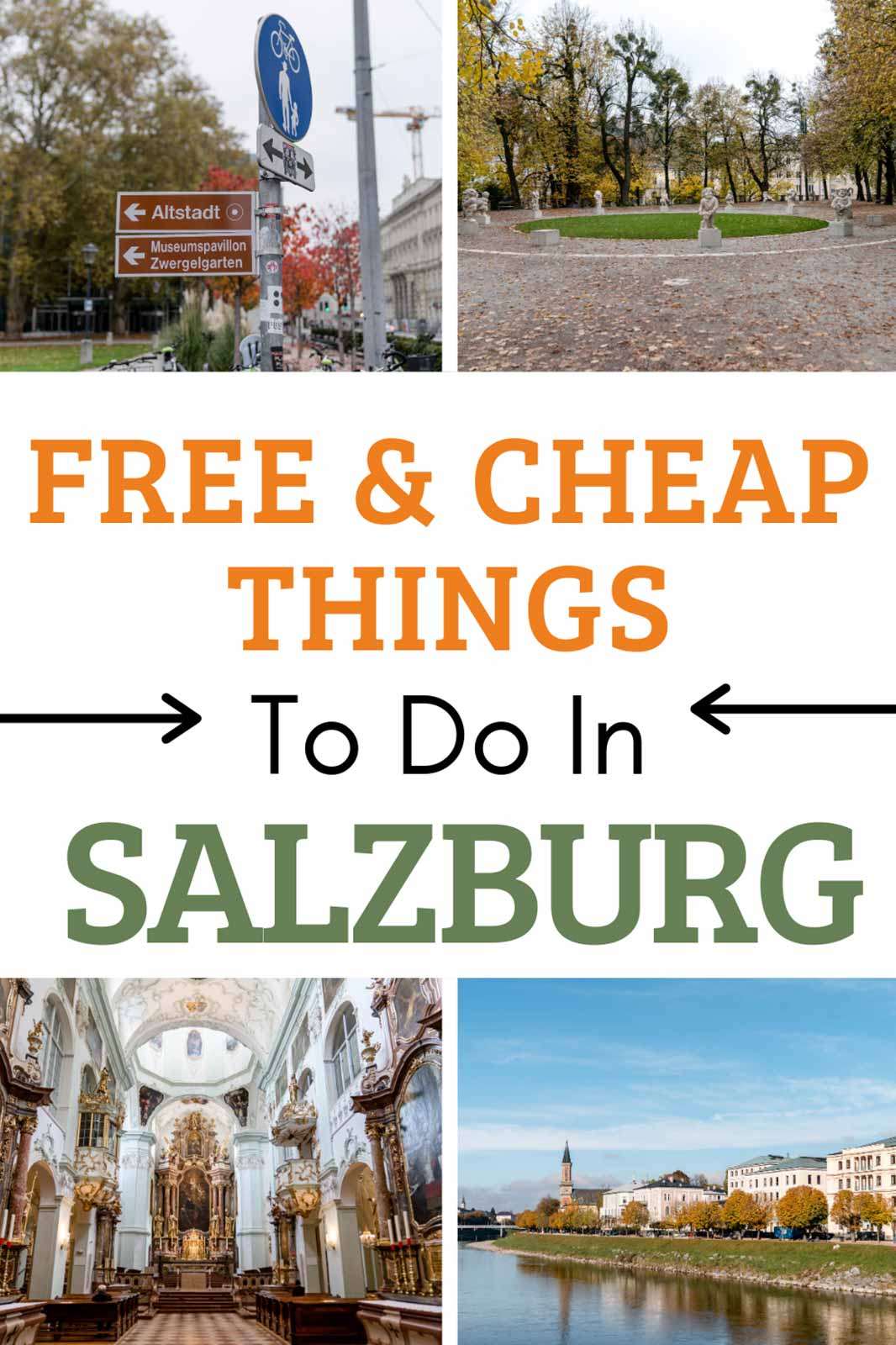 Free and Cheap Things To Do In Salzburg