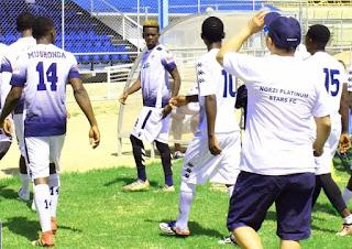 Erol Akbay Zimbabwe Premier Soccer League