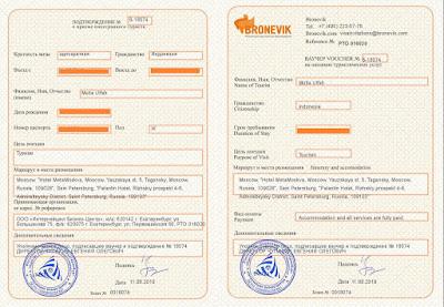 bronevik visa support russia