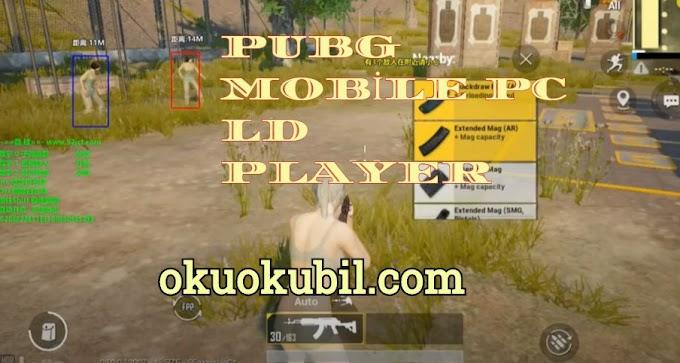 Pubg Mobile PC 0.19.0 Flash X LD Player Free Magic Bullet Esp Hack Hilesi 2020