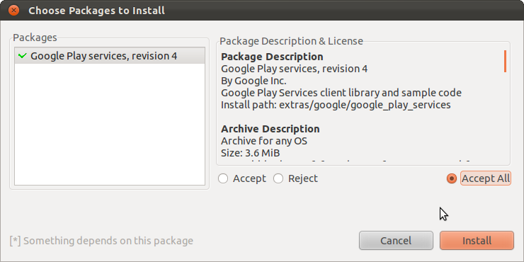 Android-er: Setup Google Play services SDK in Eclipse