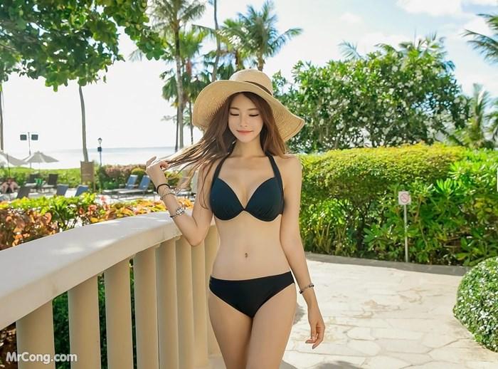 Image Korean-Model-Park-Jung-Yoon-MrCong.com-004 in post Người đẹp Park Jung Yoon trong bộ ảnh nội y, bikini tháng 10/2017 (146 ảnh)