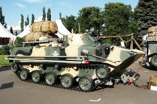 БМД-2 десантирование
