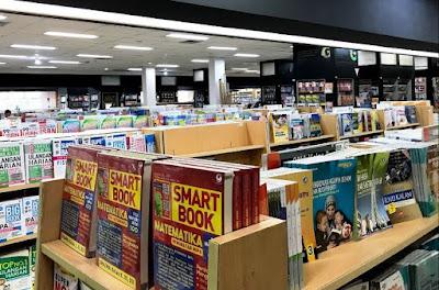 toko buku di Ungaran