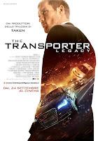 Transporter Legacy (2015) online y gratis
