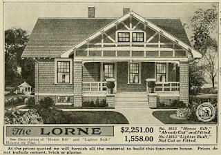 Sears Lorne catalog image 1923