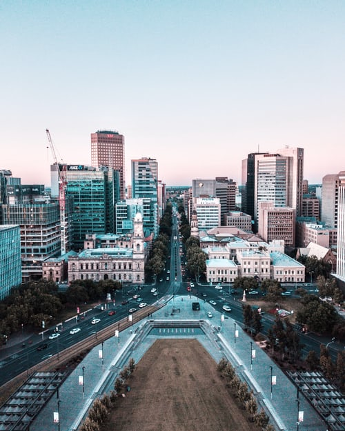 Laidback Adelaide