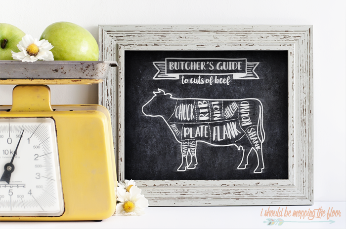 Farmhouse Printable