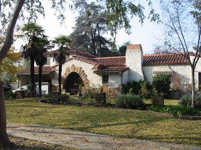 Design Interior Spanish Style Homes