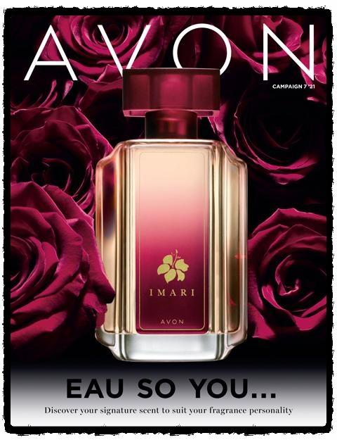 EAU SO YOU! - AVON Flyer Campaign 7 2021 Online
