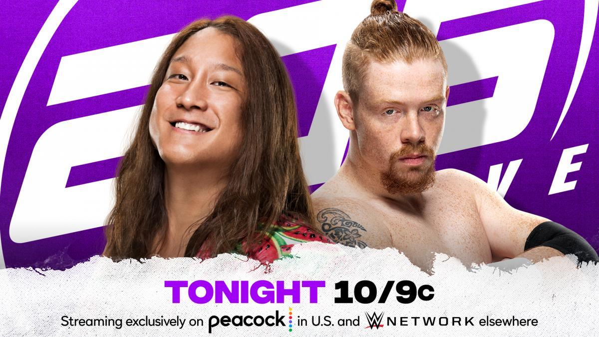 Cobertura: WWE 205 Live (27/08/2021) – Oriente!
