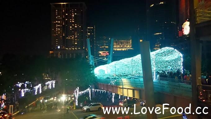 2017新北市歡樂耶誕城 @ 新板特區商圈 - 全球最令人驚豔的19棵耶誕樹
