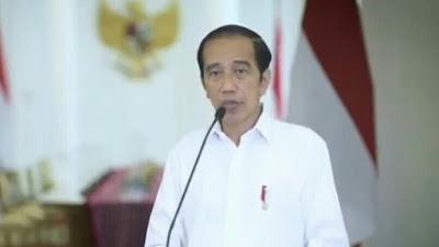 Jokowi Kutuk Keras Teror Bom Bunuh Diri di Depan Gereja Katedral Makassar