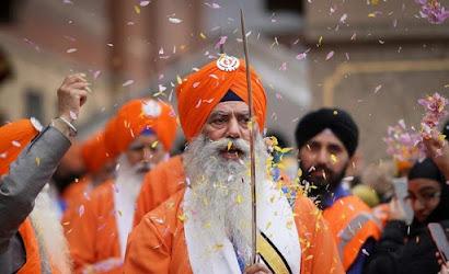 Foto penganut agama Sikh | catatanadi.com