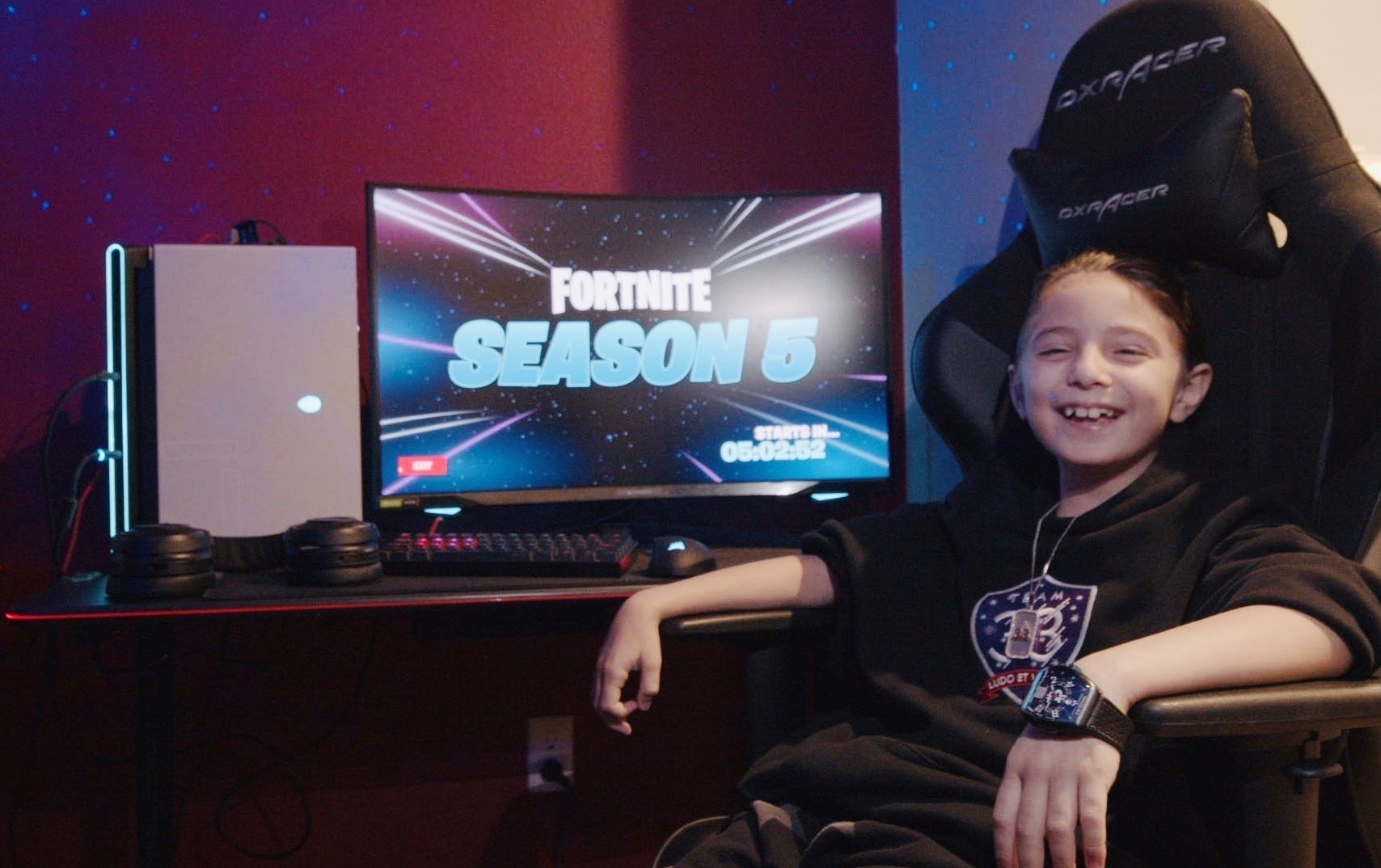Joseph Deen, 8-Year-Old Gamer, Signs to Professional eSports Team Known As Team 33 for a $33,000 Signing Bonus