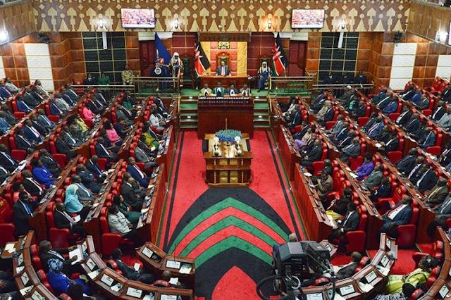 Parliament of Kenya , Kenya assembly photo