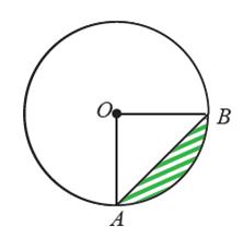 No 4 Soal Esai dan Jawaban Uji Kompetensi 7 Bab Lingkaran Kelas 8