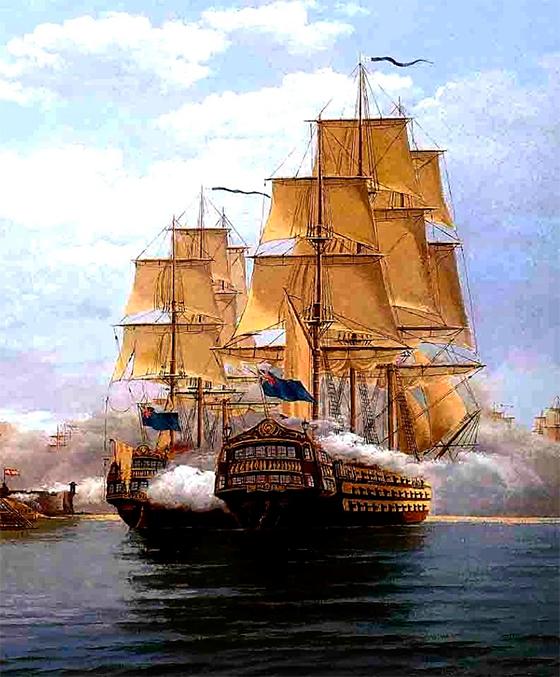 Andonaegui, el vasco que evitó que Canarias fuese una colonia del Reino Unido