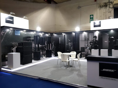 Bose Professional Exhibition at Pragati Maidan