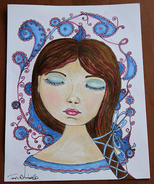 Tangled Dream by Tori Beveridge