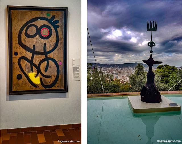 Fundação Joan Miró, em Barcelona