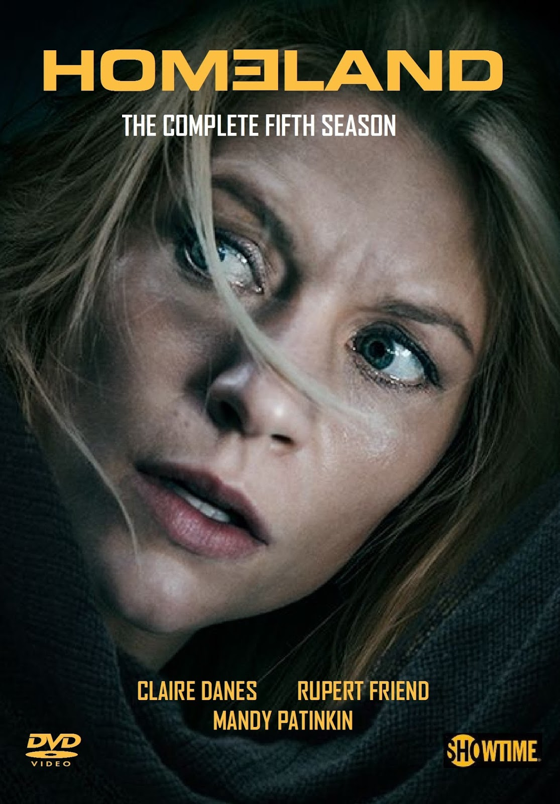 Homeland [Season 5] [2015] [DVDR] [NTSC] [Latino]