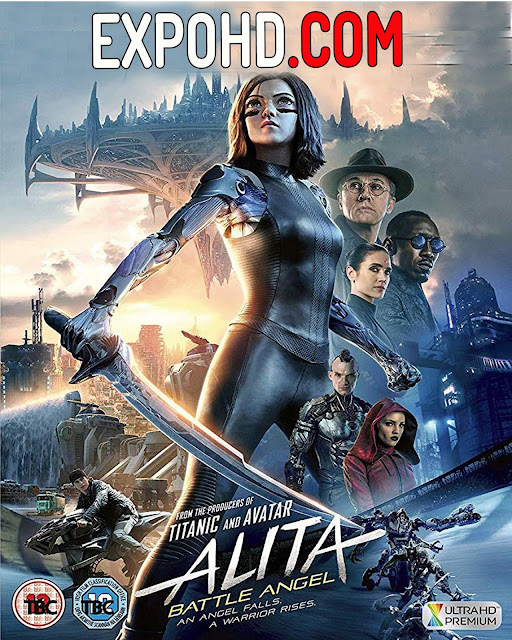 Alita Battle Angel 2019 Hindi 480p | 720p | 1080p | HDRipx264 [ Download] Watch Now
