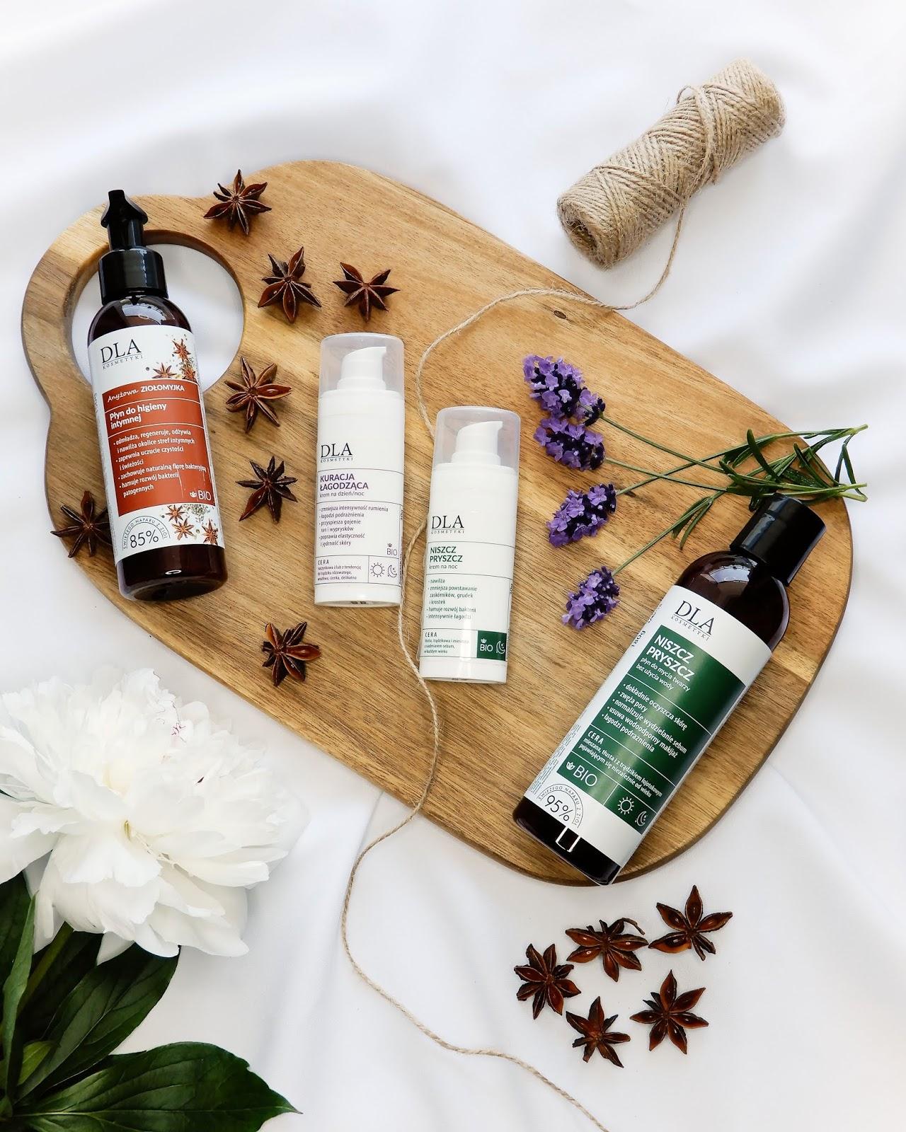 Kosmetyki DLA   Magiczna moc ziołowej receptury