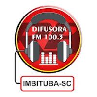 Rádio Difusora FM 100,3 de Imbituba - Santa Catarina