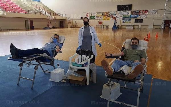 Επαναληπτική Εθελοντική Αιμοδοσία από το φιλόπτωχο ταμείο του Ι.Ν. Αγίου Σπυρίδωνα