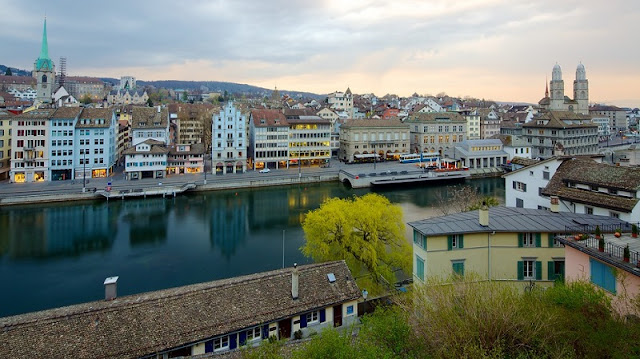 Lindenhof em Zurique