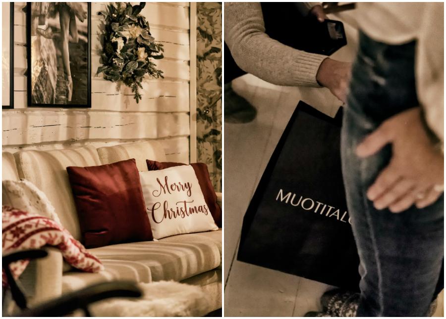 pikkujoulu, joulu, tunnelma, Visualaddict, Tiina H, blogi, Savonlinna, tyyny, Amanda B