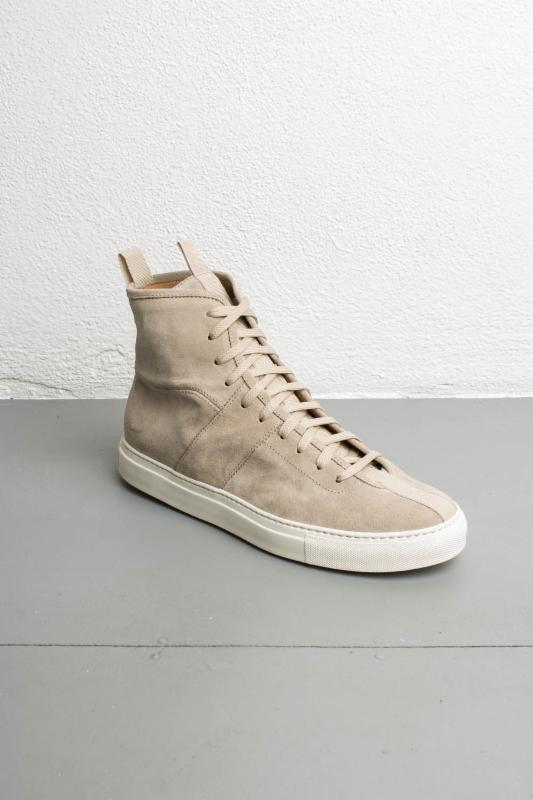 men's high top roamers in sand