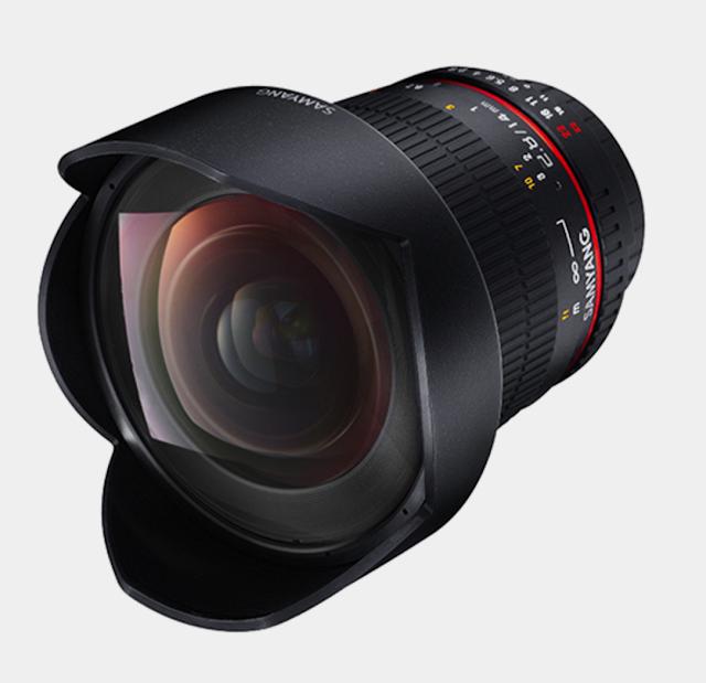 Lensa Samyang 14mm