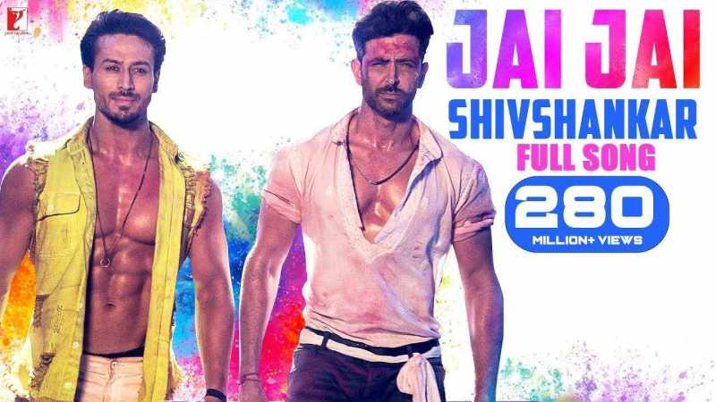 Jai Jai Shivshankar Lyrics In Hindi War Hrithik x Tiger