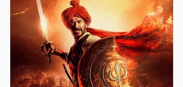 Tanhaji Full Movie Download Leaked From Tamilrockers