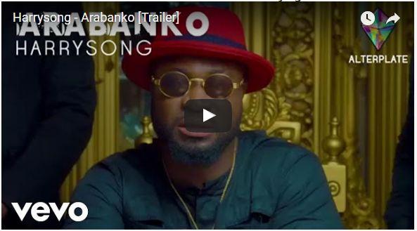 Download Mp4 Video: Harrysong – Arabanko (Teaser)
