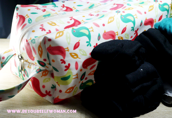 How To Fold Socks And Hijab Inner Cap