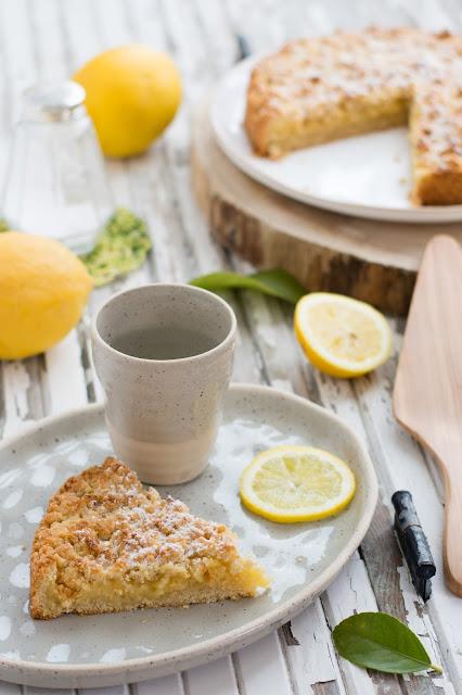 Sbriciolata au citron