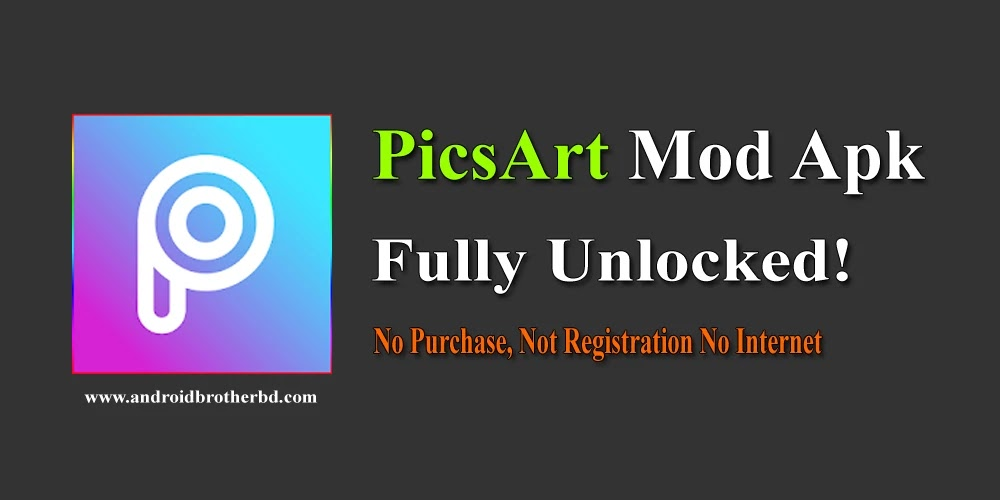 [Download] PicsArt Mod Pro Fully Unlocked APK (2020)