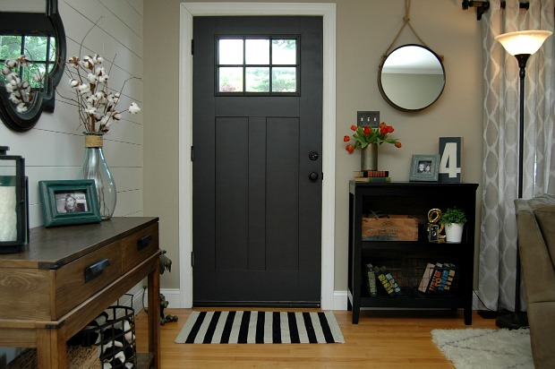 Rugs For Living Room In Home Goods Candice Olson Decorating Ideas Entryway Update Homegoods Knob Love And A 5 00 Clearance Rug Sometimes All It Takes Is Few Fresh Flowers To Bring