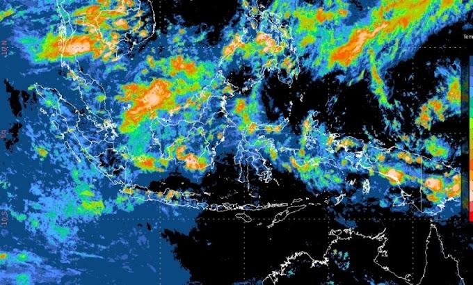 BMKG Merilis Waspadai Gelombang Tinggi di Perairan Selatan Banten