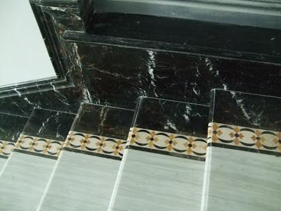 tangga granit