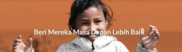 Program Sponsor Anak Wahana Visi Indonesia
