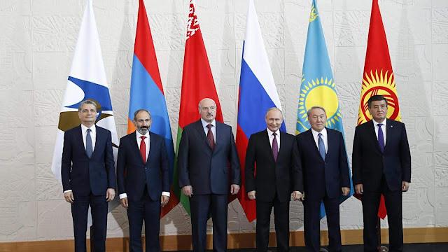 Putin dice que Rusia sigue siendo el socio estratégico de Armenia