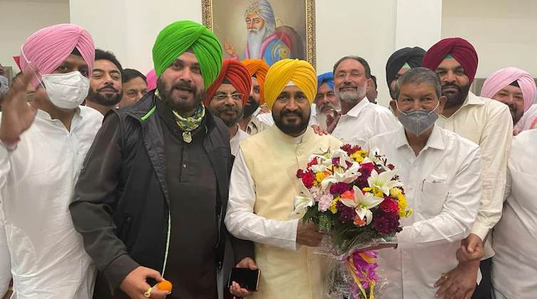 first-time-India-untouchable-caste-Chief-Minister-of-Punjab