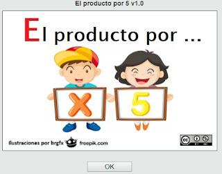 El producto ABN por 5.